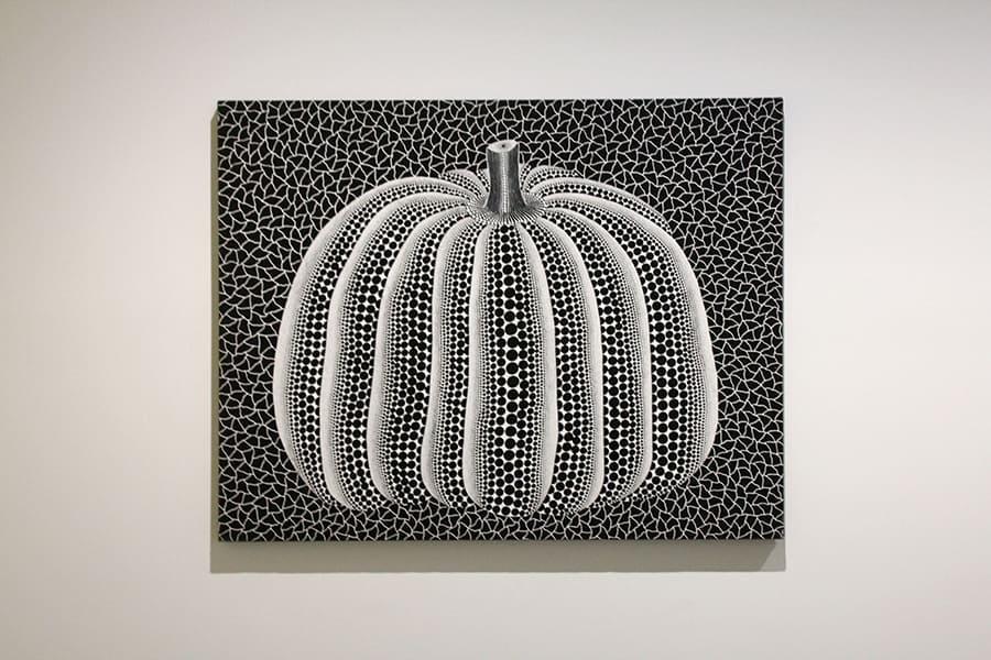 草間彌生美術館 『かぼちゃ』