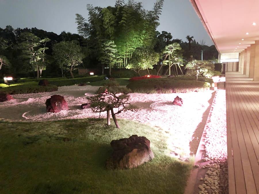 ホテルニューオータ 日本庭園_2