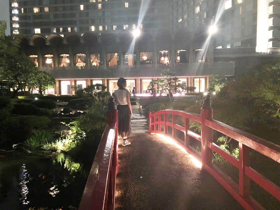 ホテルニューオータ 日本庭園_3