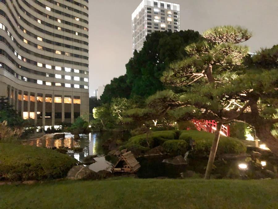 ホテルニューオータ 日本庭園_4