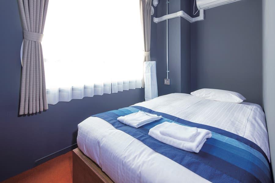 TurnTable Hostel 客室