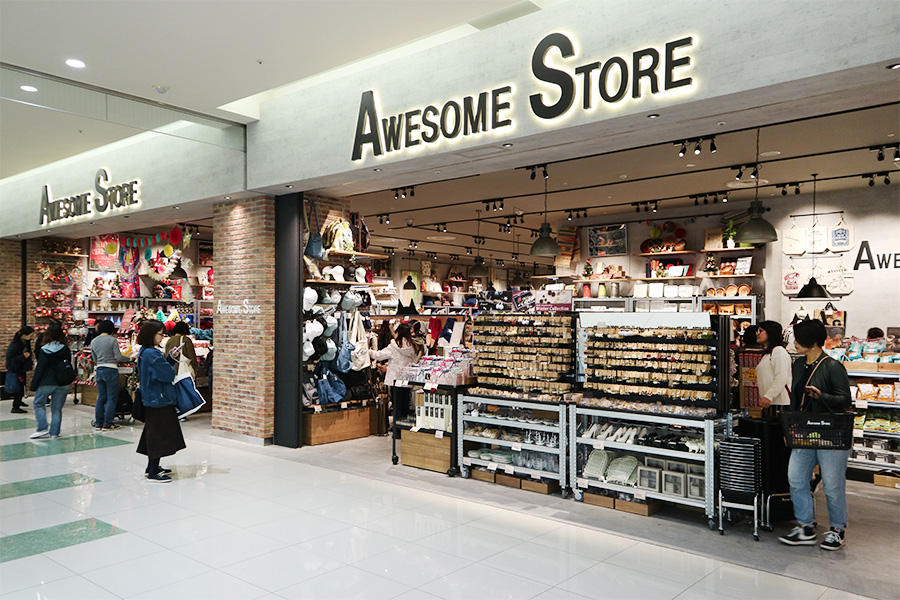 AWESOME STORE店舗