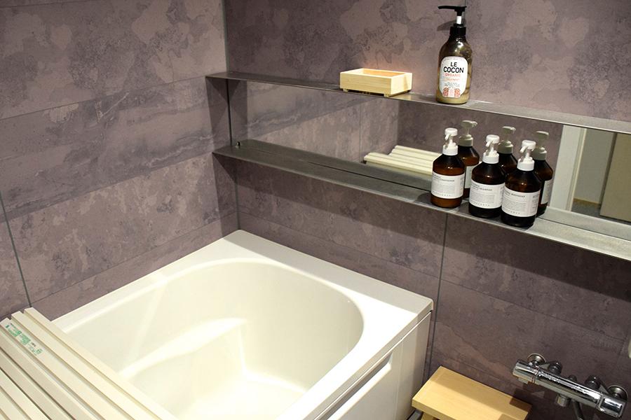 O3 inn TOKYO バスルーム