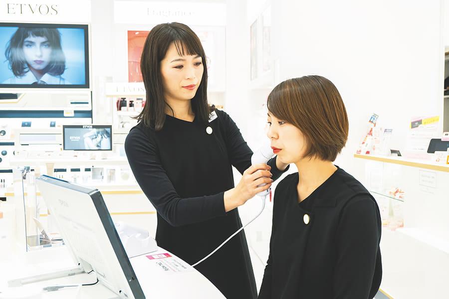 タカシマヤ コスメティックス ミリオンドアーズ 有楽町マルイ店