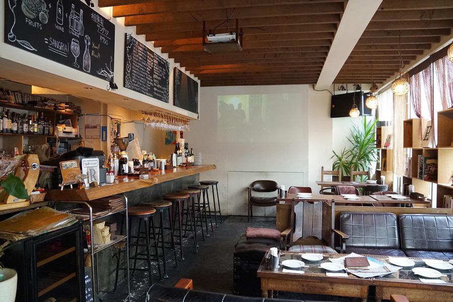 cafe&bar R