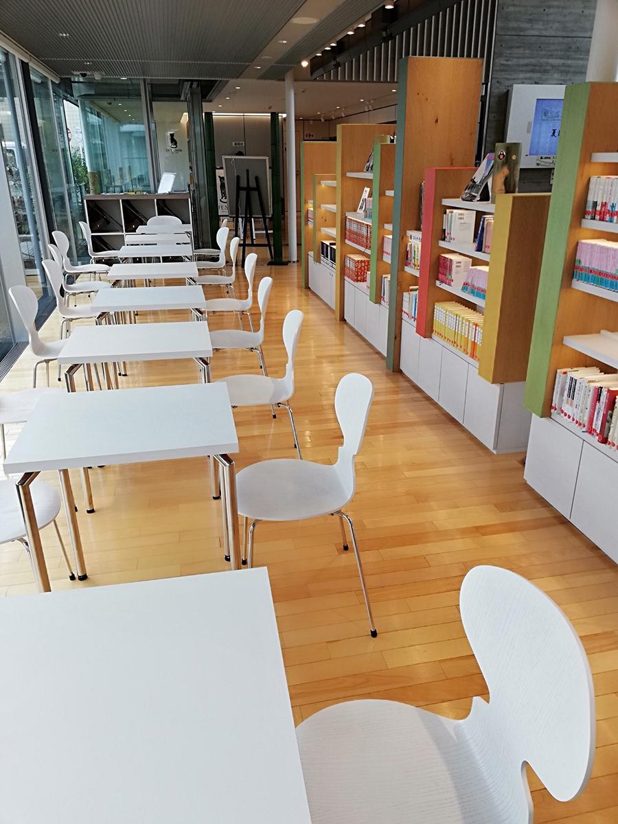 CAFE SOSEKI_店内