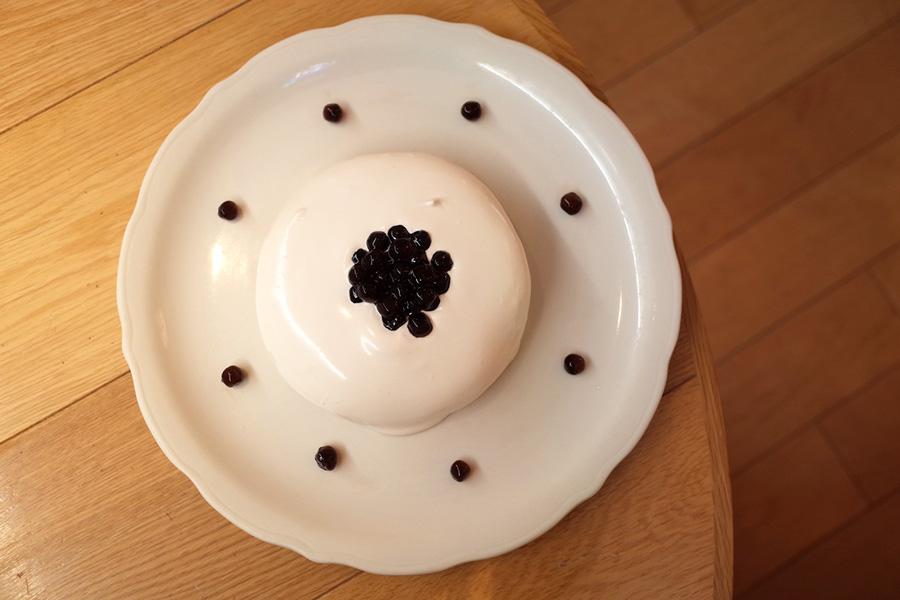 オリジナルパンケーキハウスタピオカミルクティーパンケーキ