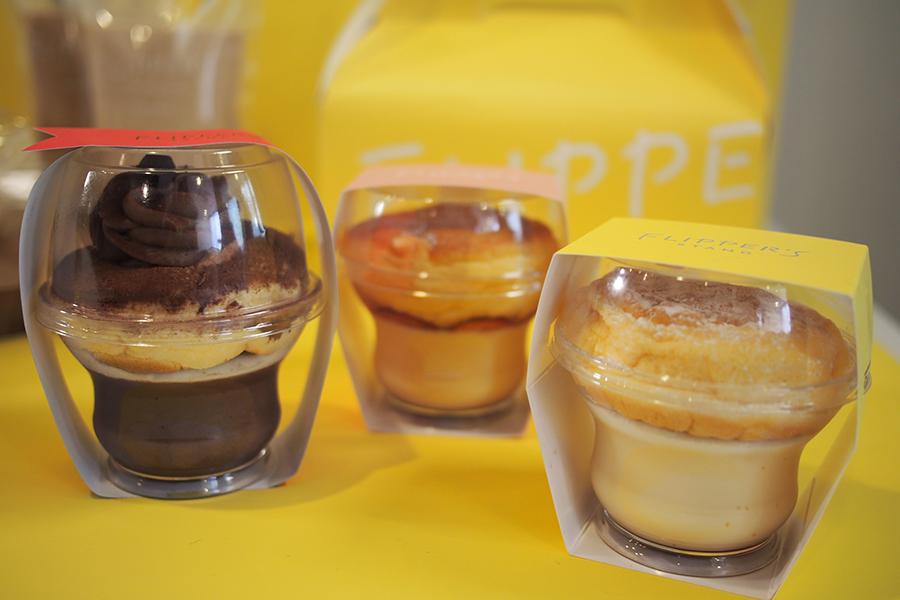 FLIPPER'S STANDパンケーキプリン3種