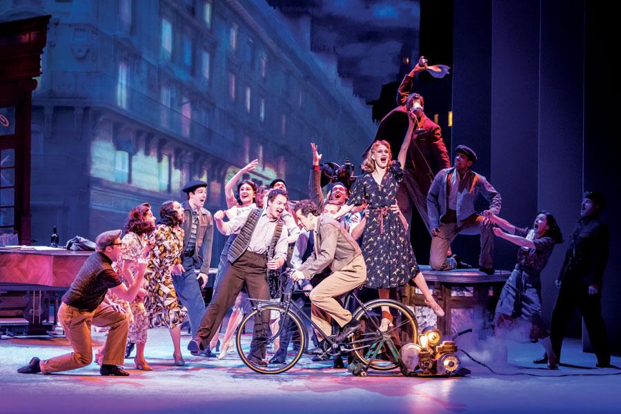 劇団四季 ミュージカル『パリのアメリカ人』東京公演