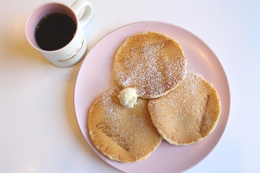 ルサルカクラシックミルクパンケーキ