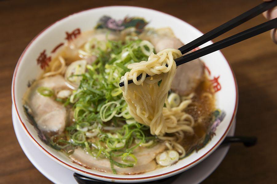本家 第一旭 新宿店_麺