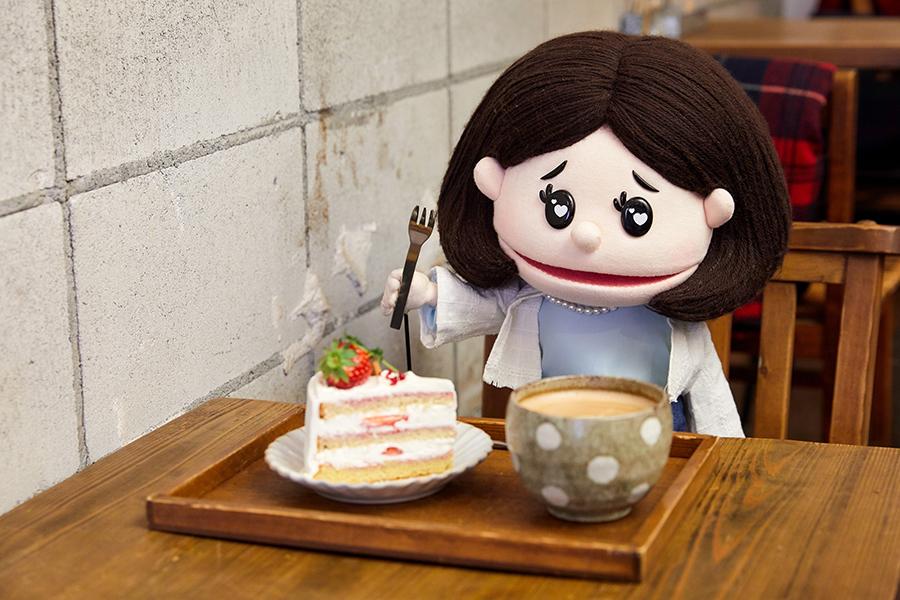 SOROR 「いちごのショートケーキ」とみちか
