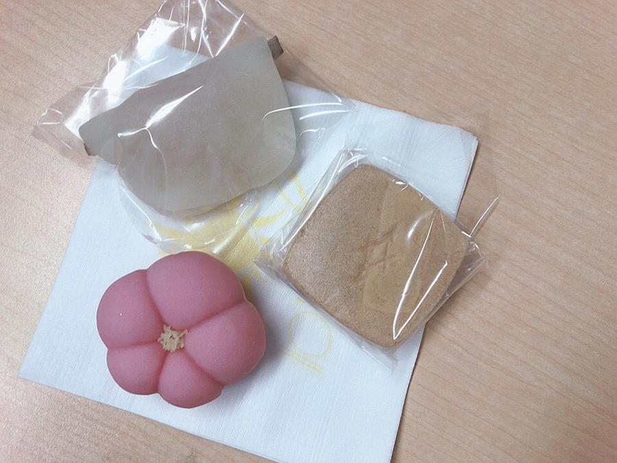 御菓子処さゝま 和菓子
