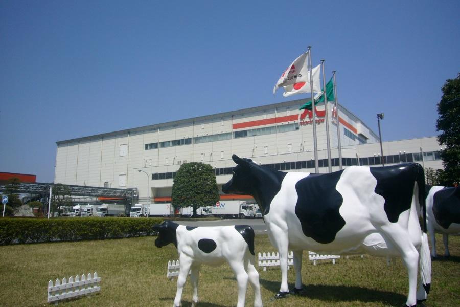 森永乳業 東京多摩工場