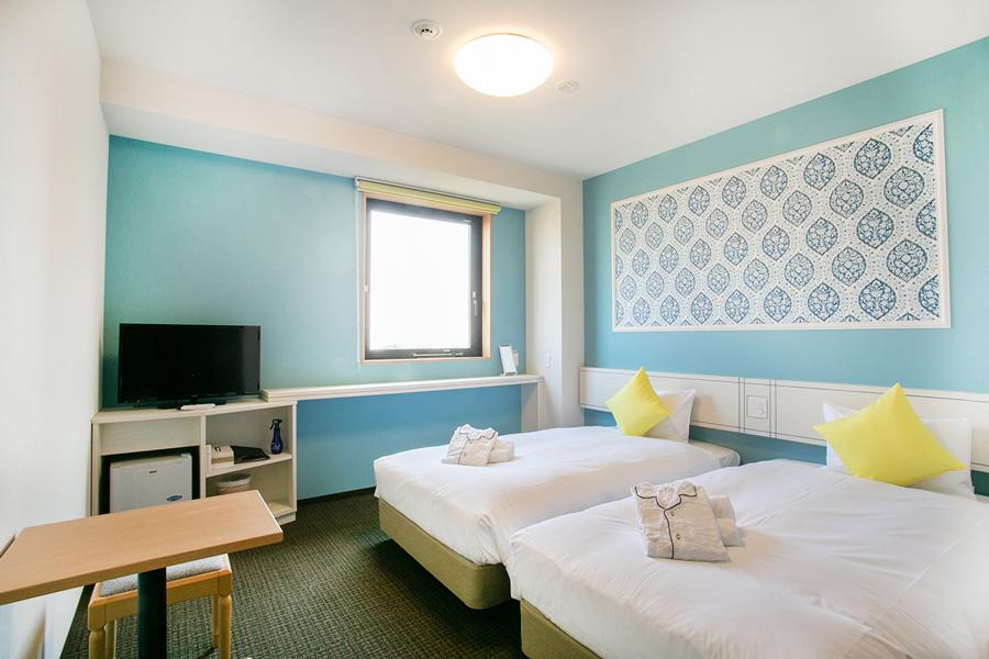 ホテルユーラシア舞浜アネックス客室