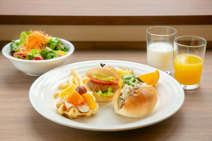 ホテルユーラシア舞浜アネックス朝食