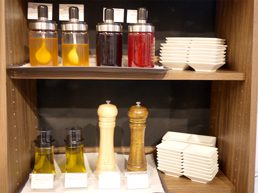 La Petite Fromagerie チーズに合わせるアイテム