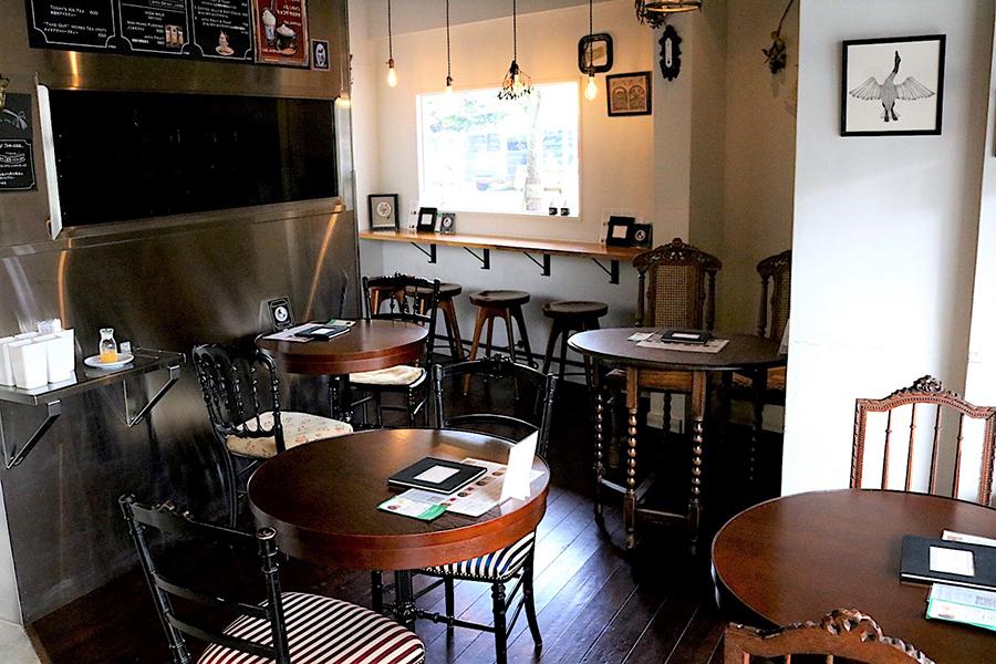 タマクーヘン カフェスペース