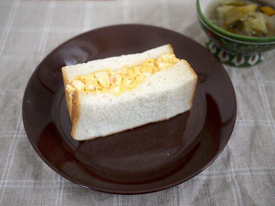 侍ぱん次郎左衛門 西麻布店 玉子サンドイッチ