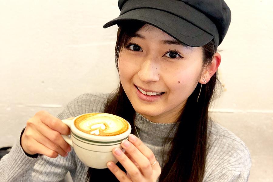 4/4 SEASONS COFFEE 岡田さん
