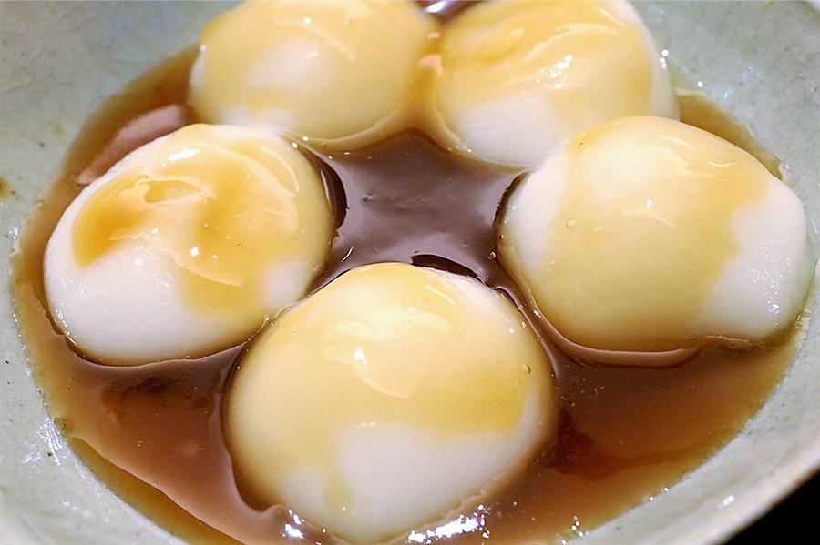 甘味 みつや 「みたらし」(680円)