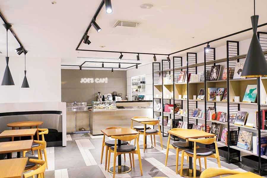 JOE'S CAFE 外観