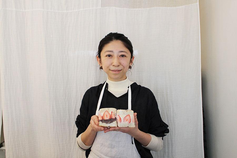 TANUKI APPETIZING スタッフの木幡さん
