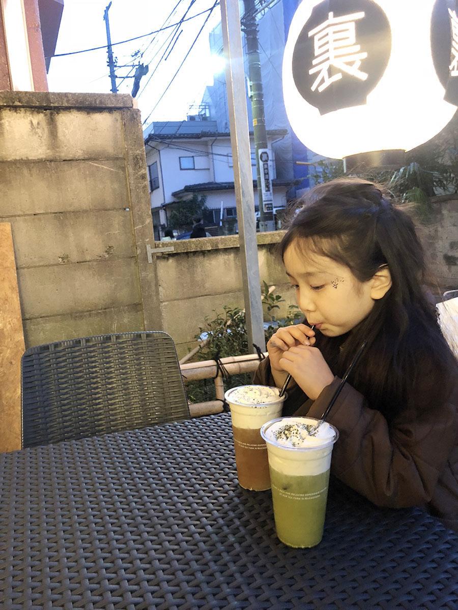 カネ十農園 表参道_娘