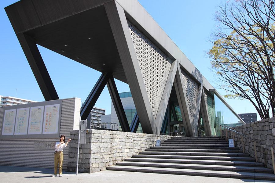 東京都現代美術館 外観