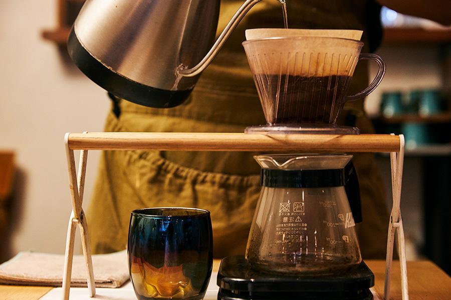 珈琲と日常の屋根裏堂 コーヒー