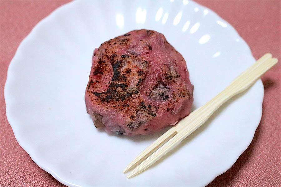 タケノとおはぎ「干し芋と焼きビーツ」