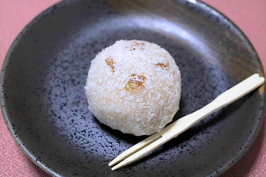 タケノとおはぎ「ココナッツとレモンピール」