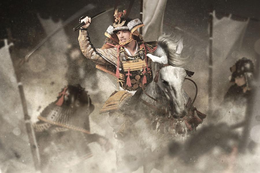 戦国フォトスタジオSAMURAI