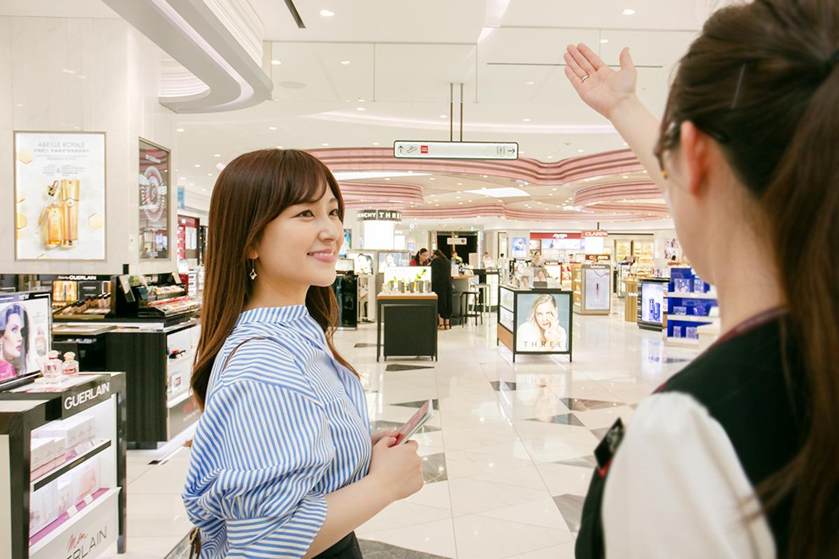 ロッテ免税店銀座