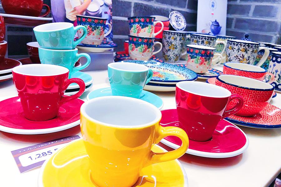 サザコーヒーKITTE丸の内店 マグカップ