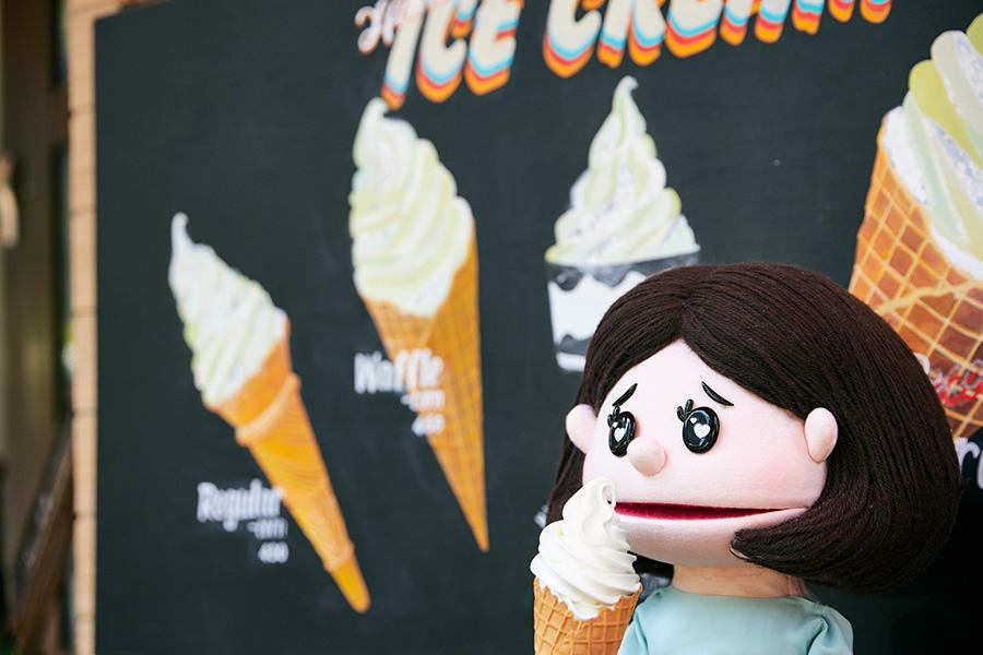 牛乳屋さんのソフトクリーム ソフトクリーム