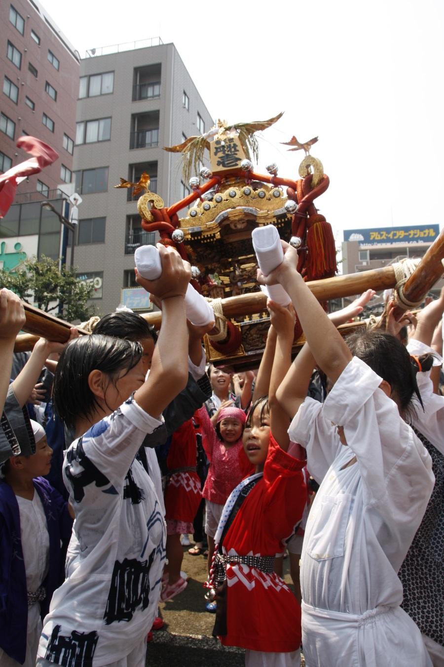 深川八幡祭り 2019