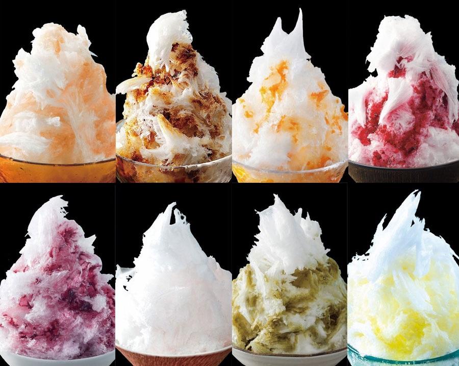 天然氷のかき氷専門店「氷菓処にじいろ」期間限定オープン
