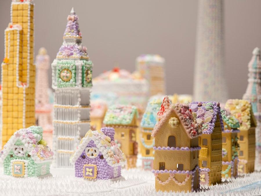 渡辺おさむ お菓子の美術館