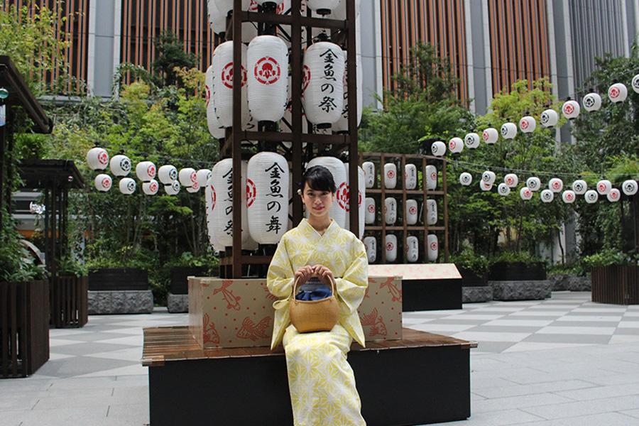 福徳神社 広場