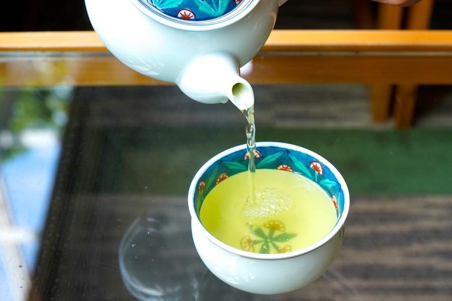 桜梅桃李 日本茶