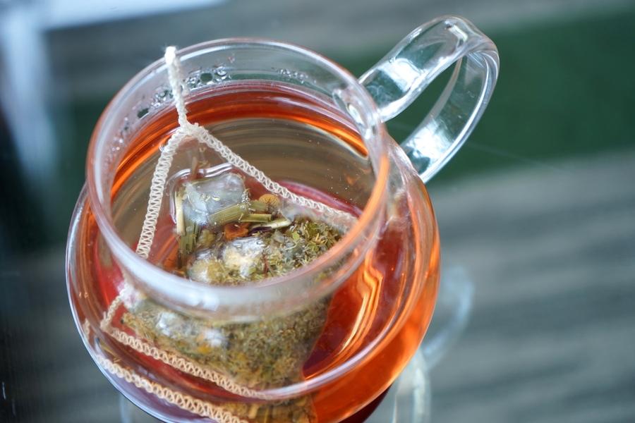 桜梅桃李 紅茶