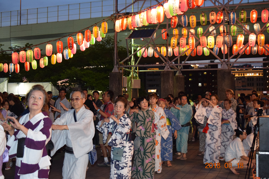 隅田川踊り納涼大会 2019
