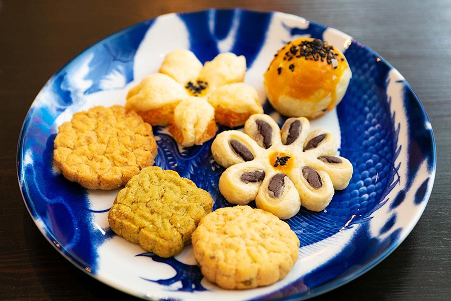 甘露 焼き菓子