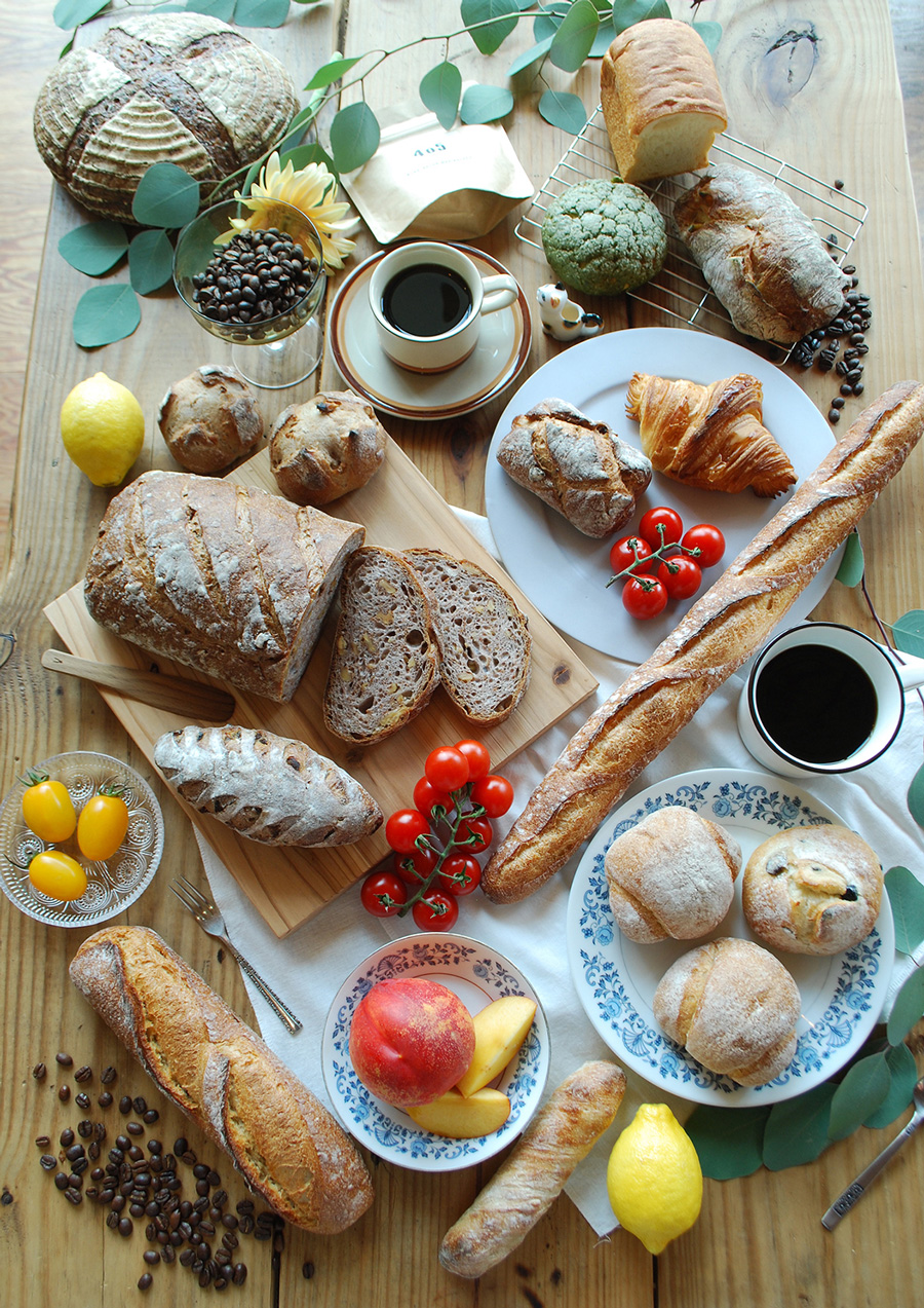 黄金町パンとコーヒーマルシェ