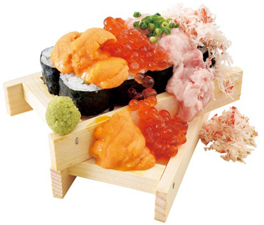 梅丘寿司の美登利