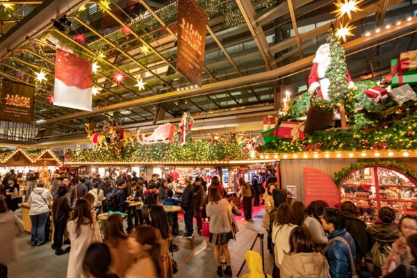 クリスマスマーケット 2019