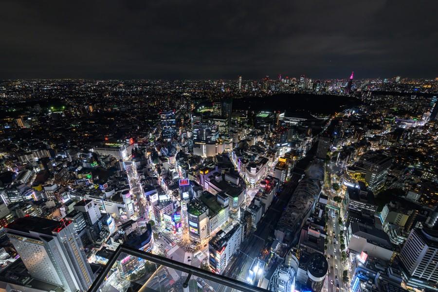 渋谷スクランブルスクエア31