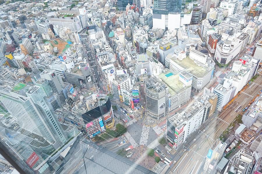 渋谷スクランブルスクエア33