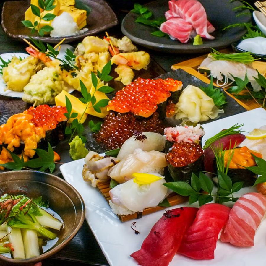 寿しやの台所 渋谷店 寿司
